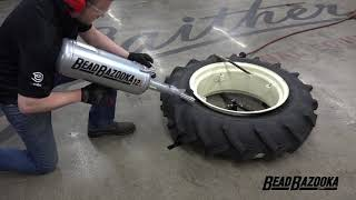 BAZOOKA AUTOMATIC BB06L Приспособление для взрывной накачки бескамерных шин